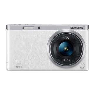 Samsung NX Mini Camera 9-27mm Lens