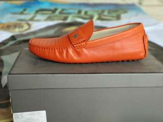 Pedro Orange Shoes 42