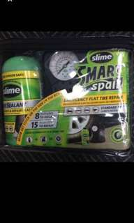 Slime Smart Spair Emergency Tire Repair Kits