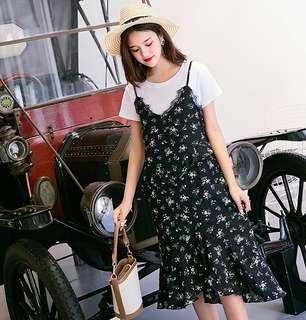 (S - XL) 2pc Dress
