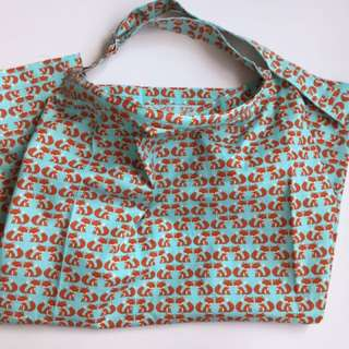 Fluffyandco Hand Made nursing cover