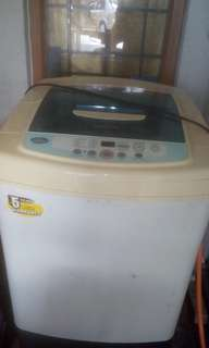 Washing machine 7.5kg