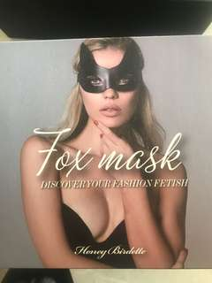 Honey Birdette Fox mask