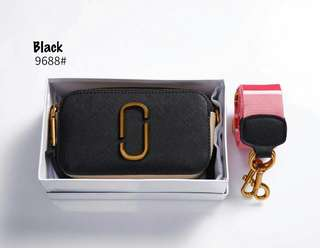 Marc Jacob Snapshot Colorblock