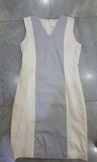 Dress putih preloved