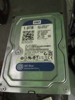 Hdd 1tb full game ps3