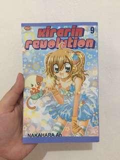 Comic Kirarin Revolution Volume 9