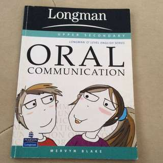 Oral Communication For O Level