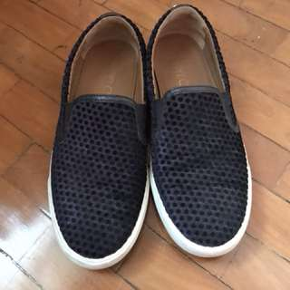 Authentic Jimmy Choo Slip on Shoes
