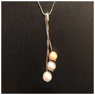 珍珠項鍊 淡水珍珠 珠寶首飾