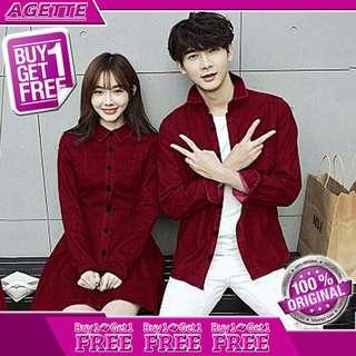 Baju Couple Exclusive Fury Naeul - Baju Couple Korea