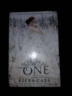 The One [Book Three of The Selection Series] by Kiera Cass