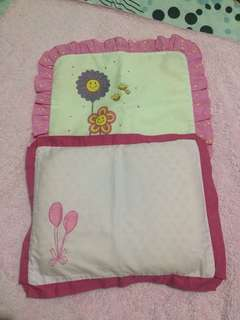 Baby's Pillow with 2pcs case for free
