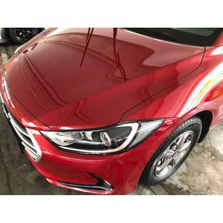 9H Anti UV Nano Ceramic Coating Package
