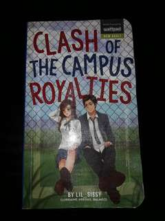 Clash of the Campus Royalties by LIL_SISSY