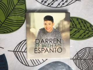 DARREN ESPANTO BE WITH ME