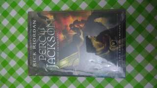 Percy Jackson: The Last Olypian