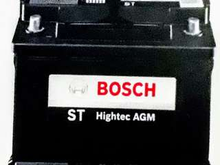 Car Battery Bosch AGM Battery LN4                                                   Warranty 1 Year