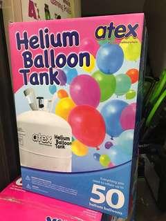 #Helium Balloon Tank