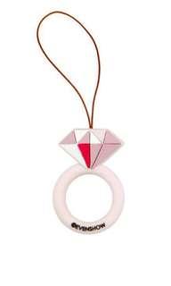 鑽石糖戒指