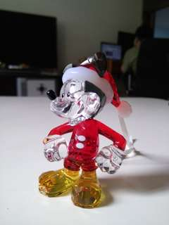 Swarovski micky mouse figurines