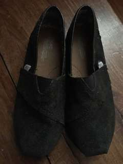 Authentic Toms Size C11/T11