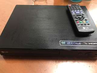 LG DVD機