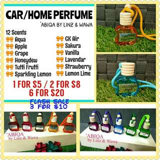 Car Perfume Flash sale 3-$10 limited time only