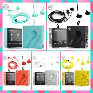 Wk earphones