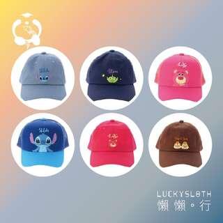 : DISNEY   刺繡帽子系列 :
