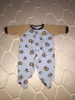 Carter's Sleepsuit 0-3m