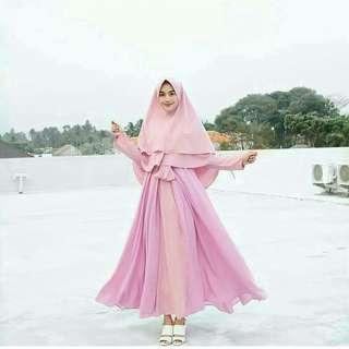 Maira Dress + Khimar