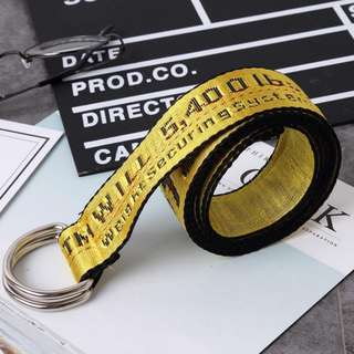 OFF---WHITE Fashion Belt