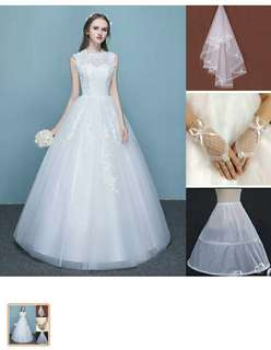 Wedding Dress Pre order