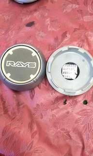 Original RAYS Rims Centre Cap