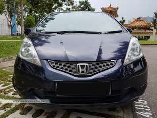 2009 Honda Fit 1.3A