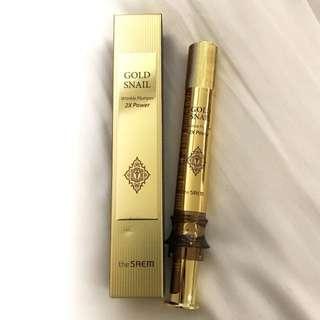 The Saem Gold Snail Wrinkle Plumper