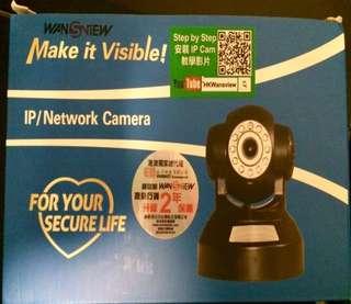 全新Wansview IP CAM W521 White