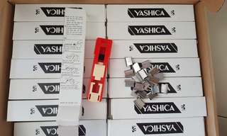 Yashica file binders