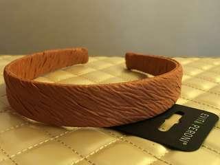 EVITA PERONI Headband Hairband PEACH