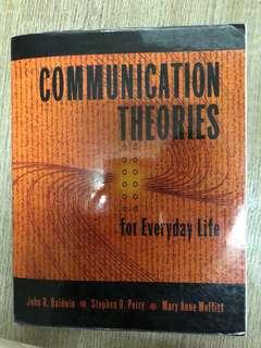 buku teori komunikasi