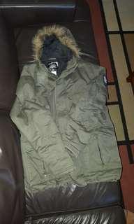 STUSSY Winter jacket