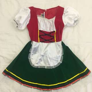 Swiss Costume