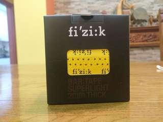 Fizik Superlight Tacky 2mm Bar Tape (Yellow)