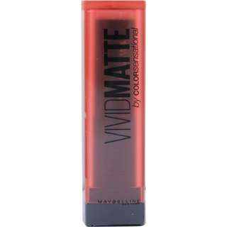 Maybelline Rosy Orange Vivid Matte Lips