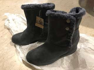 Winter fashion boots
