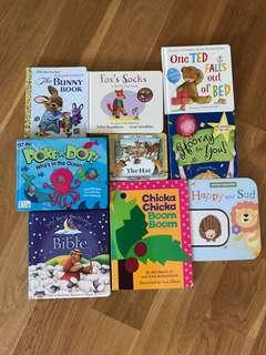 Baby / Toddler books