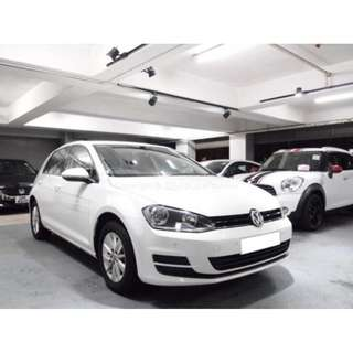 福士 VOLKSWAGEN GOLF 7