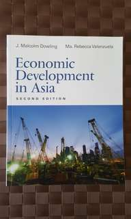 Changing Economies of Asia Textbook BUS 272 Murdoch University