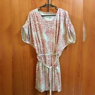 Dress / animal print dress